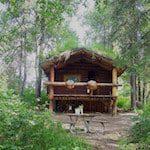 Public Use Byers Lake Cabin #2