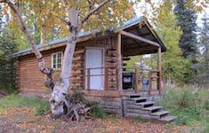 Public Use Byers Lake Cabin #1