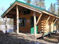 Public Use Byers Lake Cabin #3