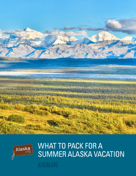 packing list for summer alaska vacation