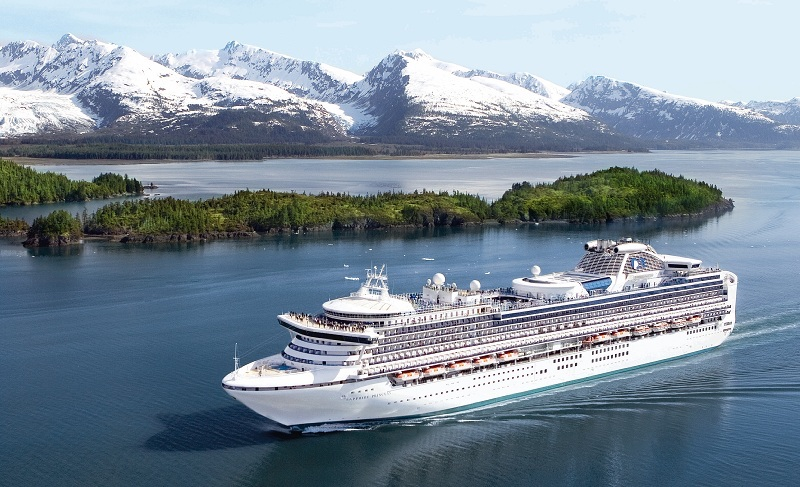 Princess Cruise Alaska